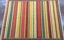 Load image into Gallery viewer, Kilim 9 x 12 Multi-Color Rug #28555