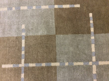 Load image into Gallery viewer, Contemporary 6 x 9 Grey, Brown Rug #1658