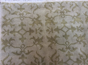 Contemporary 8 x 10 Beige Discount Rug #50828