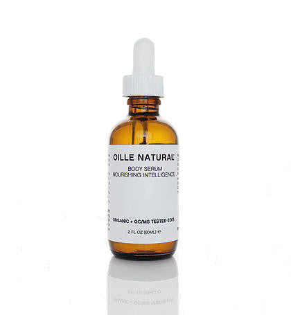 Oille Natural Body Oil Nourishing Intelligence