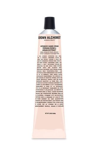 Grown Alchemist Intensive Hand Cream - Persian Rose & Argan Extract