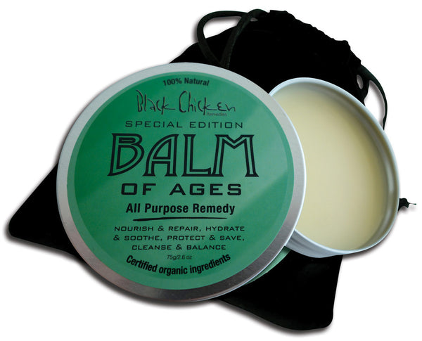 Black Chicken Remedies Balm Of Ages Body Balm