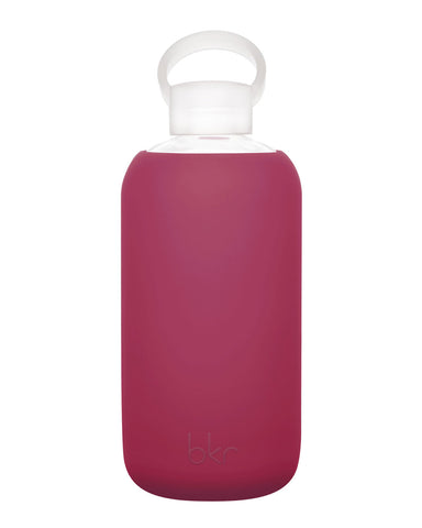 bkr Water Bottle 1L - Pinup (Berry Magenta Pink)