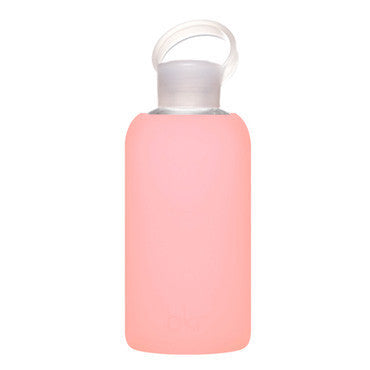 bkr Water Bottle (500 mL) - Gloss (Sheer Perfect Pink Peach)