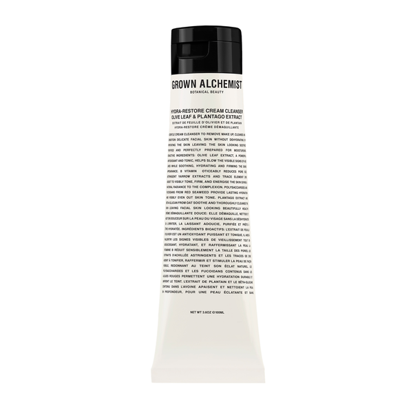 Grown Alchemist Hydra-Restore Cream Cleanser - Olive Leaf & Plantar Extract