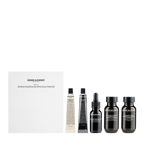 Grown Alchemist Facial Kit - Travel Kit