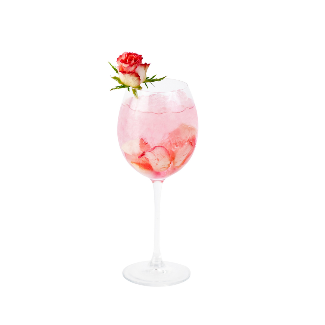 Pink Rose Cocktail