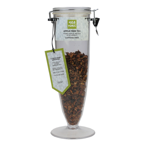 Apple Tree Tea Loose Leaf Cone Jar