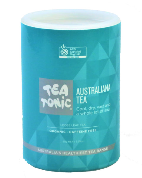 Australiana Tea Loose Leaf Refill Tube