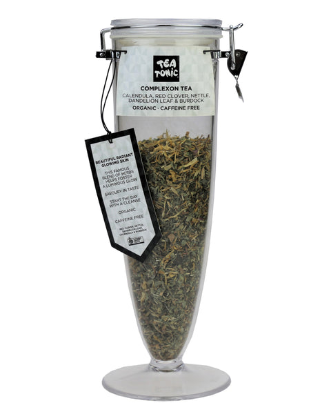 Complexion Tea Loose Leaf Cone Jar