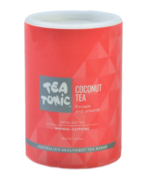 Coconut Tea Loose Leaf Refil Tube