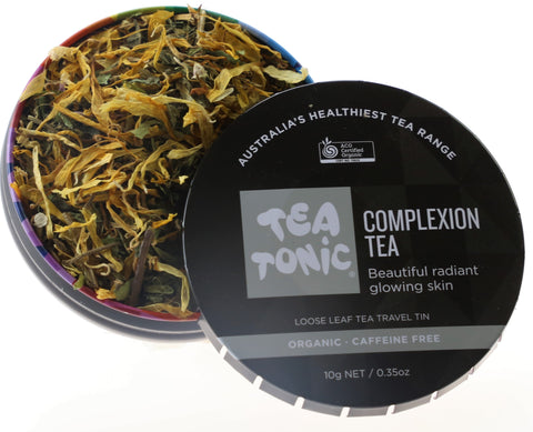 Complexion Tea Loose Leaf Travel Tin
