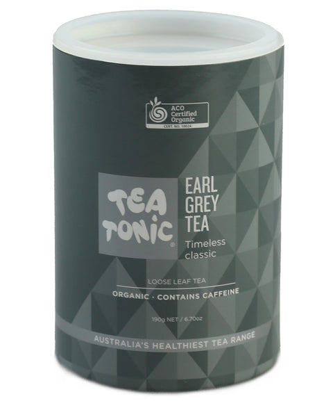 Earl Grey Tea Loose Leaf Refill Tube