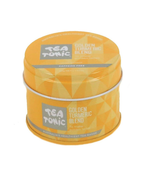 Golden Turmeric Powder Blend Tin