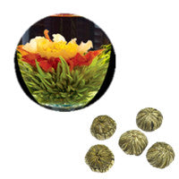 "Flowering Tea Ball ""Red Dragon"""