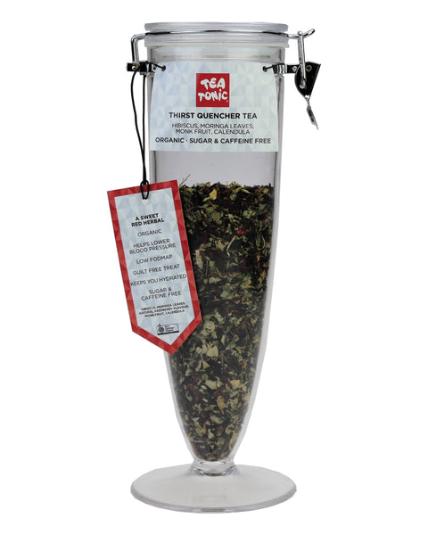 Thirst Quencher Tea Loose Leaf Cone Jar
