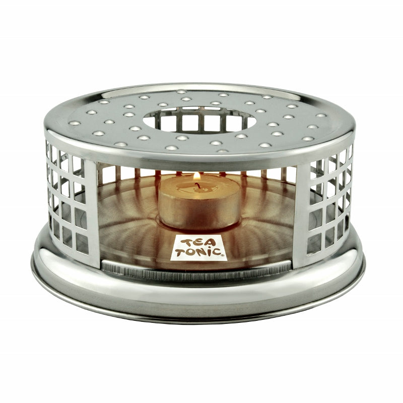 Stainless Steel Teapot Warmer