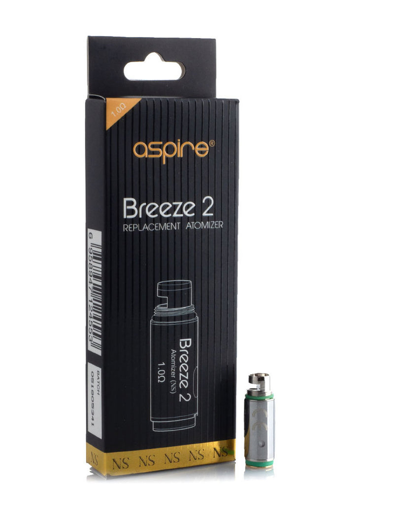 Aspire Breeze 2 Coils (Pack of 5)
