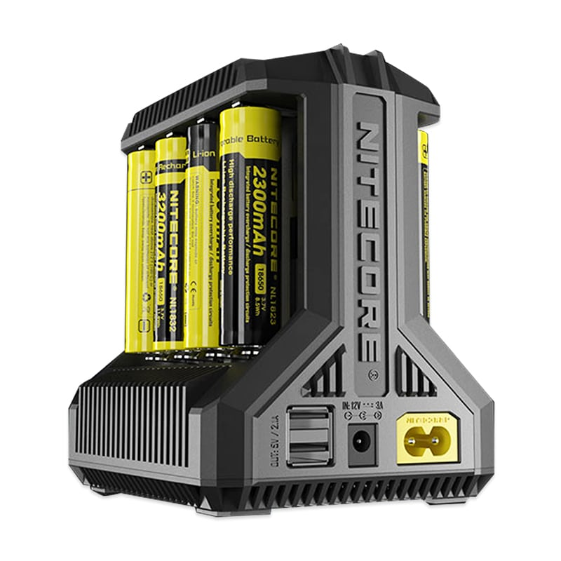 Nitecore - The Vape Escape