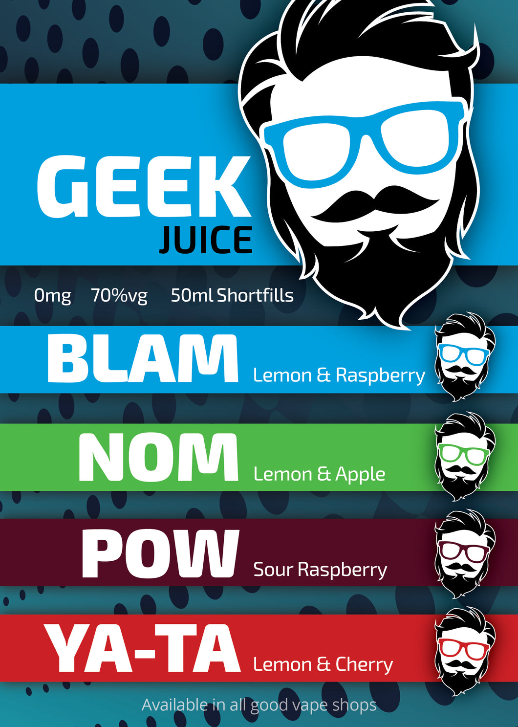 Geek Vape 50ml 0mg