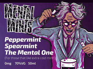 Mental Ones 50ml 0mg
