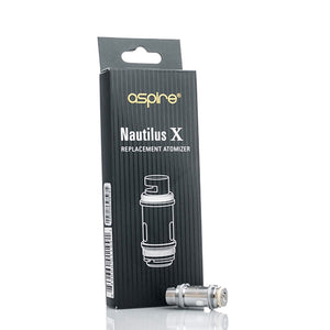 nautilus-x-coils - The Vape Escape