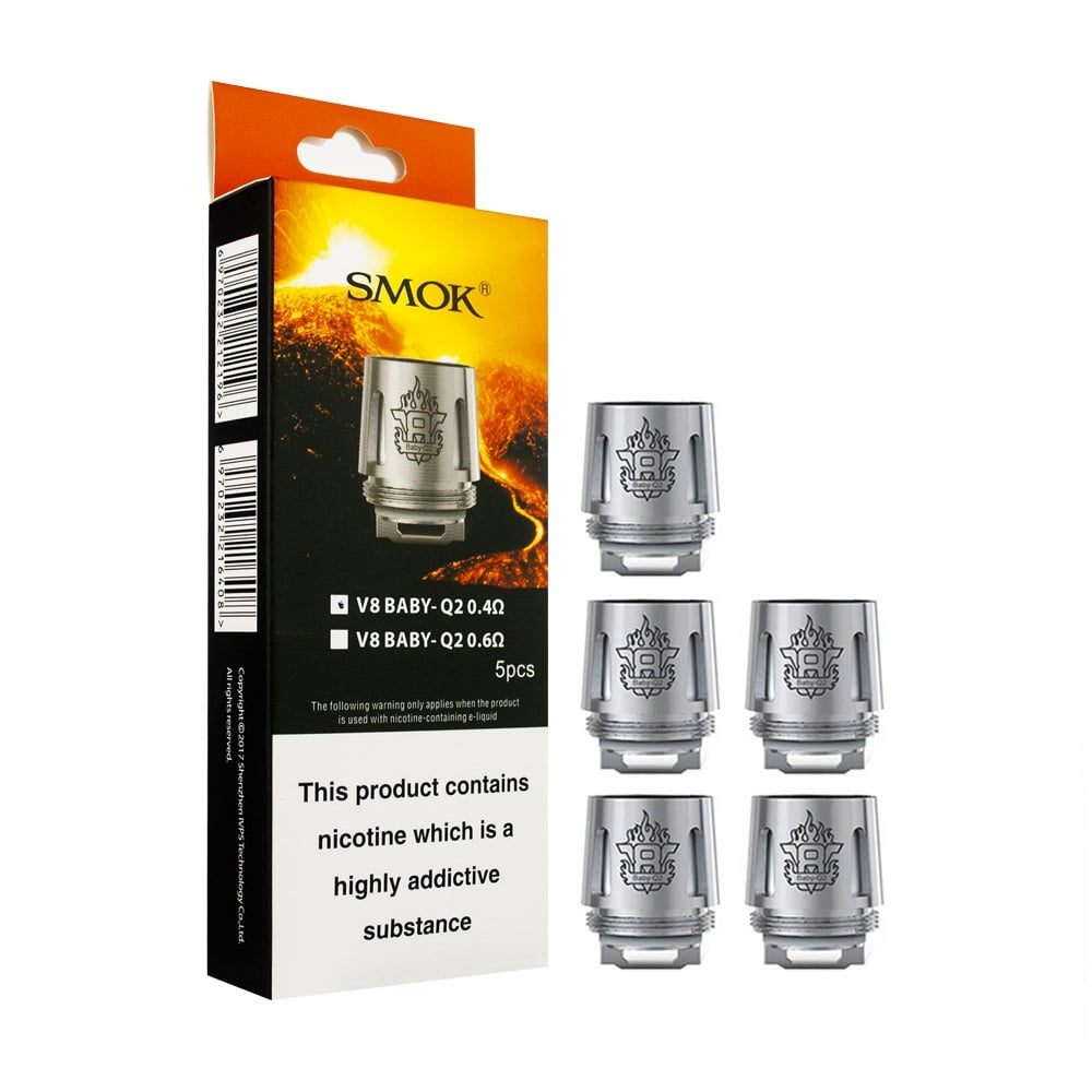 Smok Baby Coils (Pack Of 5)