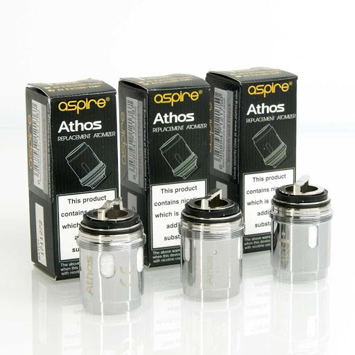 Aspire Athos Coils (Pack of 5)