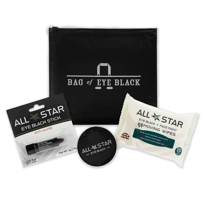 Bag of Eye Black - Anti-Glare Set