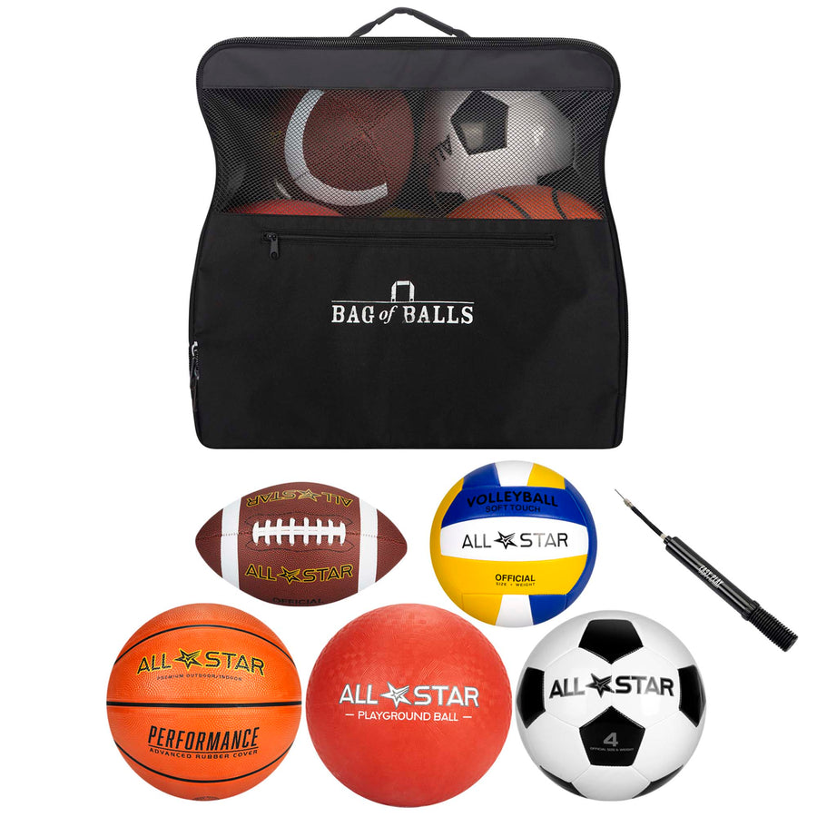 easy play sports and outdoors bag of balls