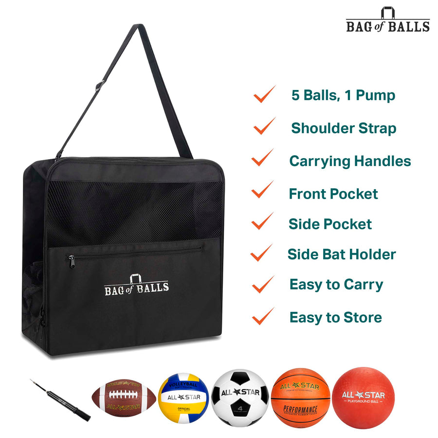 bag of balls features