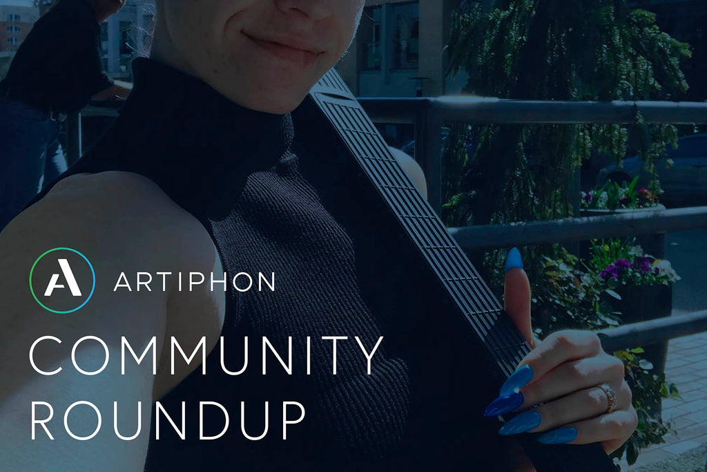 It's the Artiphon Community Roundup for Spring 2019!