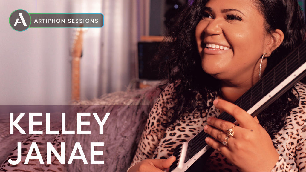 Artiphon Sessions: Kelley Janae