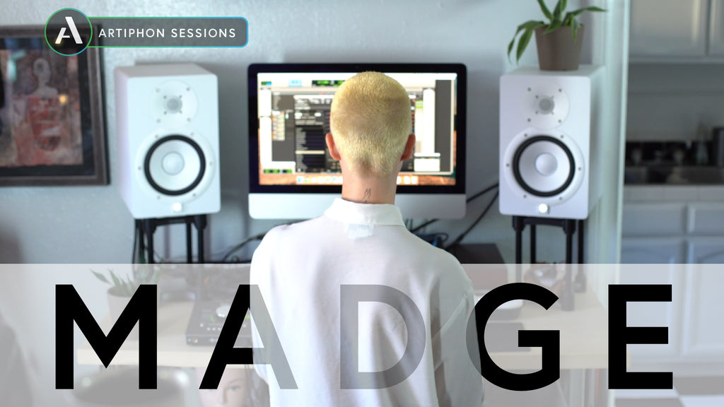 Artiphon Sessions: Madge