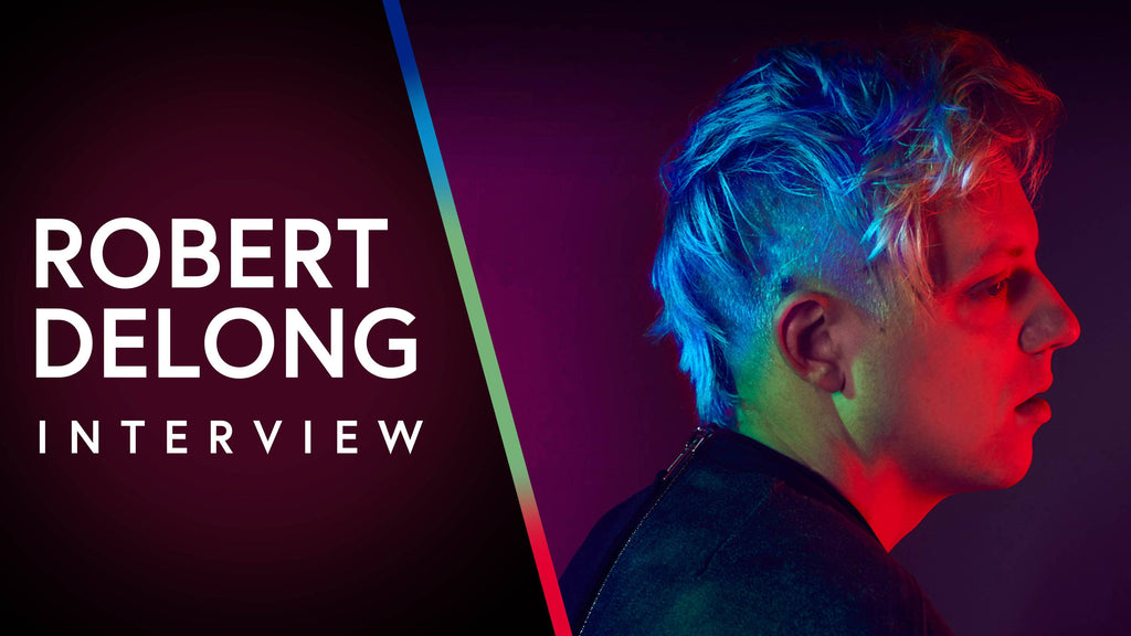 An Interview with Robert DeLong: One-man Band and Musical Maximalist