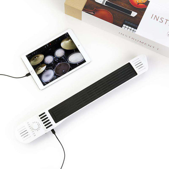 The Artiphon INSTRUMENT 1 (White)