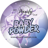 Baby Powder Supersize Bath Bomb