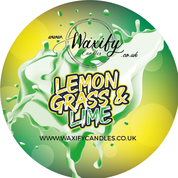 Lemongrass & Lime Supersize Bath Bomb