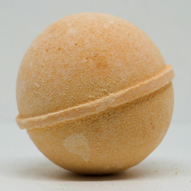 Rhubarb & Strawberry Supersize Bath Bomb