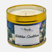 Witches Cauldron Limited Edition Halloween Candle
