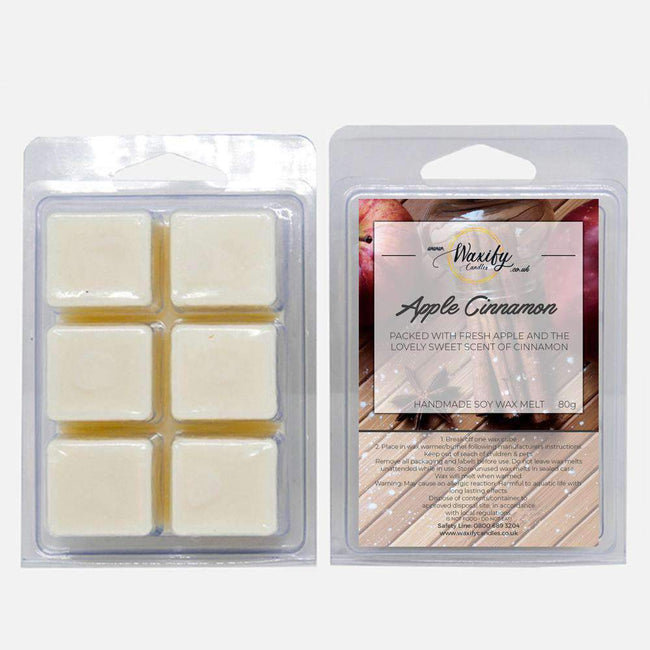 Apple Cinnamon Waxify Candles