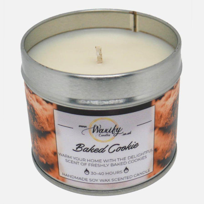 Baked Cookie Waxify Candles