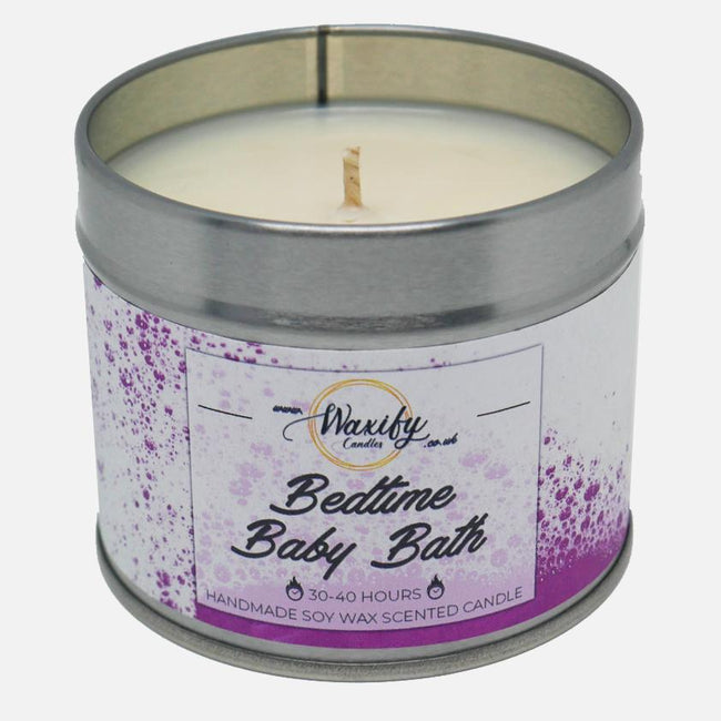 Bedtime Baby Bath Waxify Candles