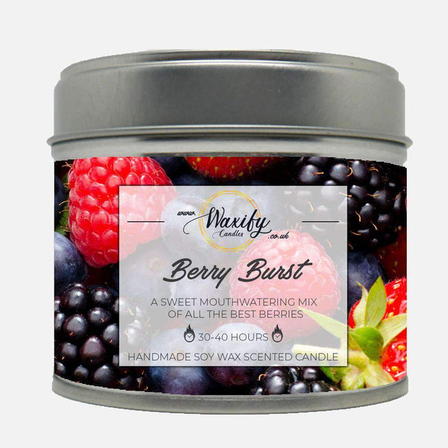 Berry Burst Waxify Candles