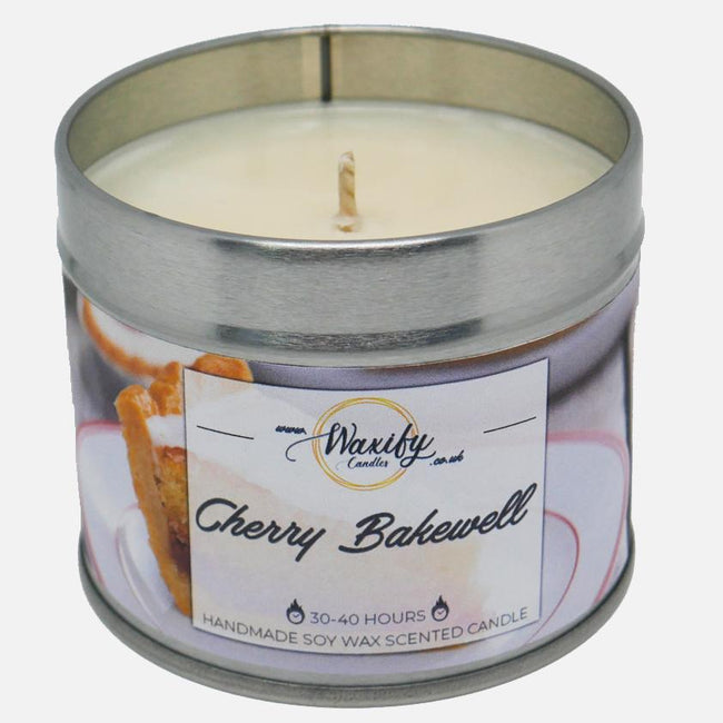 Cherry Bakewell Waxify Candles