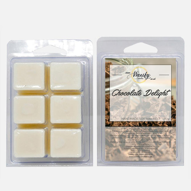 Chocolate Delight Waxify Candles