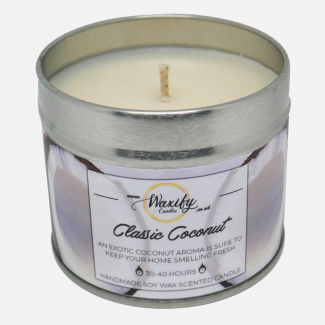 Classic Coconut Waxify Candles