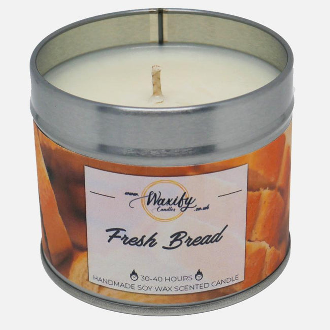Fresh Bread Waxify Candles