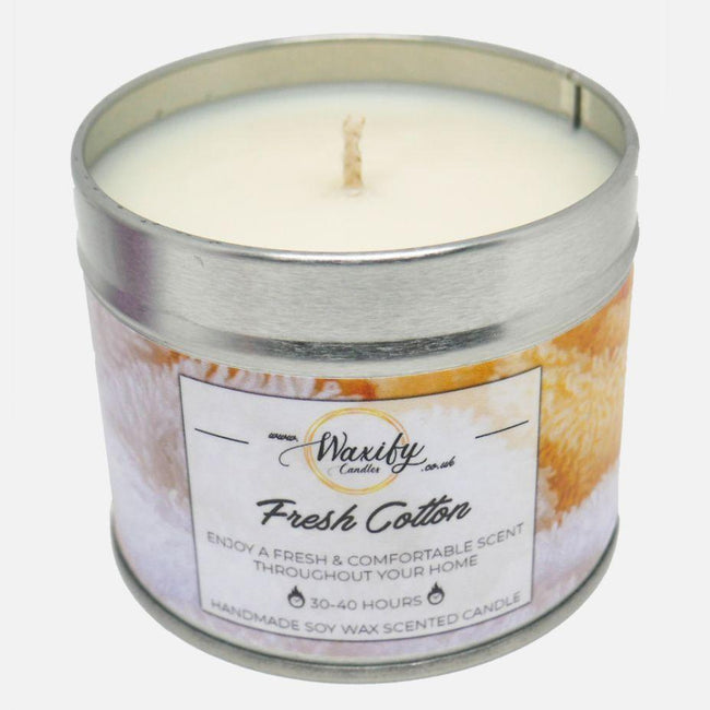 Fresh Cotton Waxify Candles