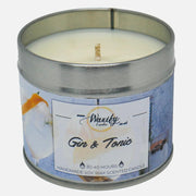 Gin & Tonic ( Lemon ) Waxify Candles